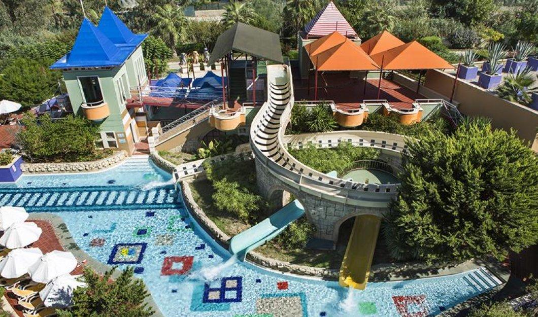 THE XANTHE RESORT & SPA HOTEL
