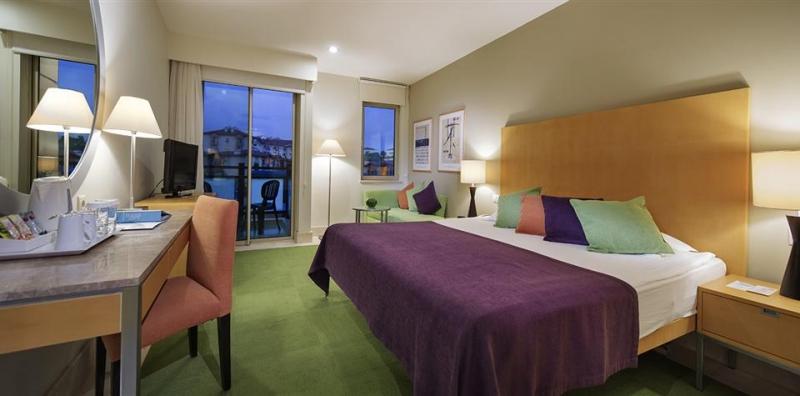 THE XANTHE RESORT & SPA HOTEL | Standart Oda