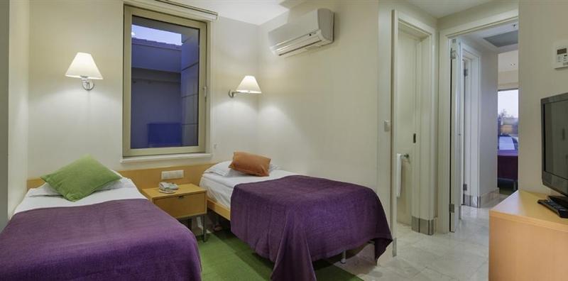 THE XANTHE RESORT & SPA HOTEL | Family Standart Oda