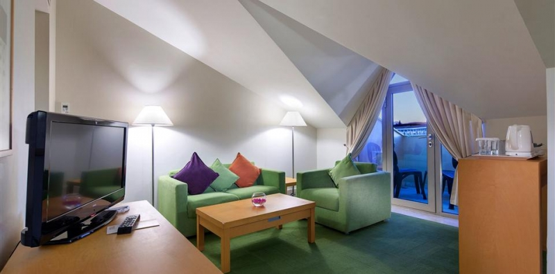 THE XANTHE RESORT & SPA HOTEL | Family Superior Oda