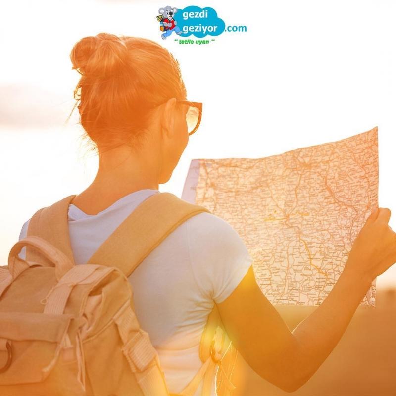 Seyahat Özgürlüktür